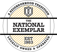 National Exemplar - Footer Logo