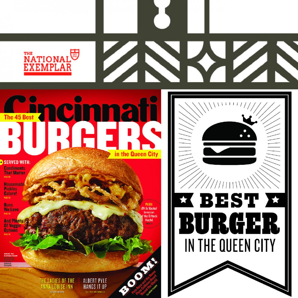 The National Exemplar Burger Issue