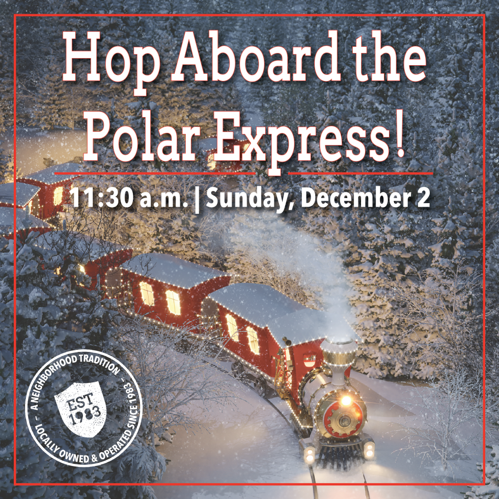 Hop Aboard the Polar Express