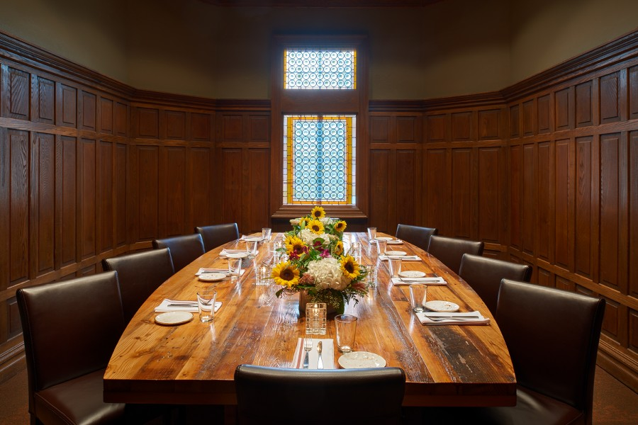 Seated and Plated Private Dining Image